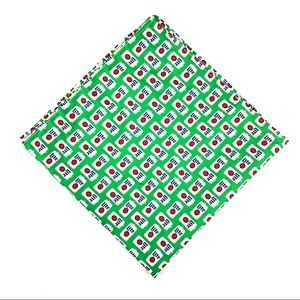 Other - Miller Lite Beer Can Pocket Square Handkerchief
